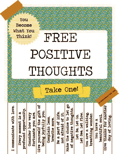 Positivity Pledge positive quotes happy happiness positive ... |Positive Thoughts Take One Daily